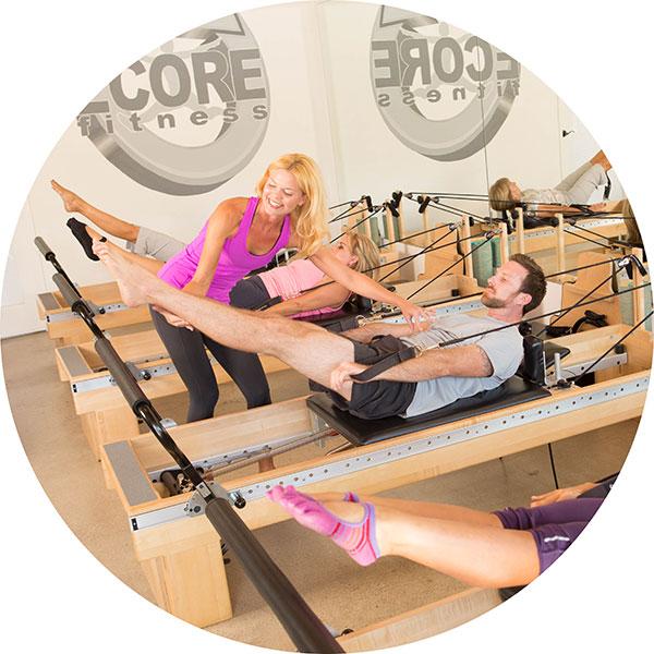 Method Reformer Pilates